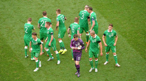 Ireland will be in Pot Four for the World Cup draw