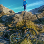 It gets me to places with my son that only a bike can bring you. Photo: Gavin Feeney