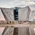 Titanic Belfast attracts visitors from all over the world