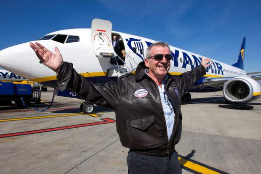Michael O'Leary's Ryanair is now the flag carrier for modern Europe