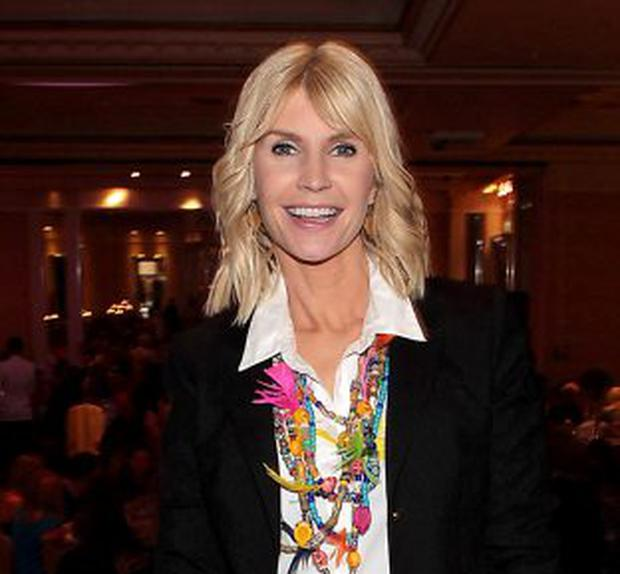 Yvonne Connolly, who reassumed her maiden name after her split with husband Ronan Keating