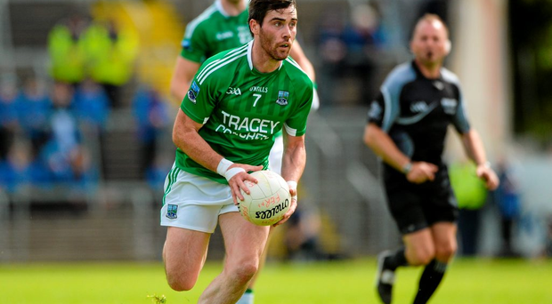 Barry Mulrone has been a key figure in Fermanagh's revival