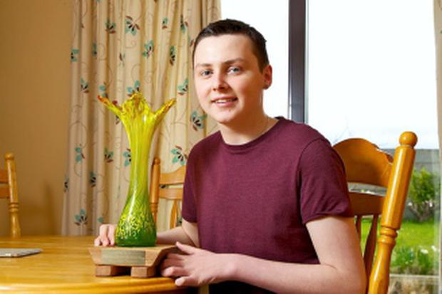 Donal Walsh's message touches hearts around the world