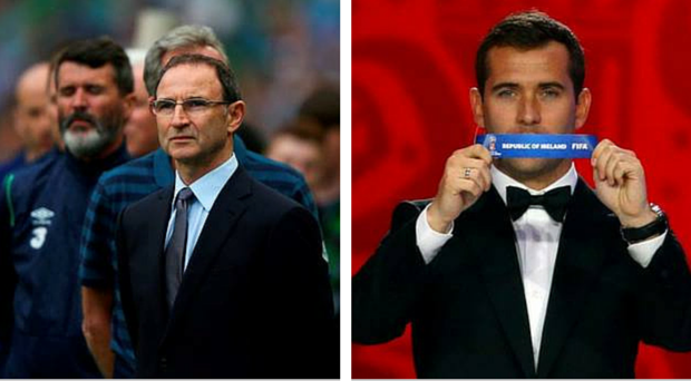 Martin O'Neill was happy with the draw