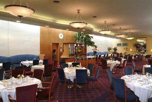 FINE DINING: TDs and Senators can feast on the best of food and quaff the finest wines in the exclusive Members' Dining Room at Leinster House. And it's all subsidised by the taxpayer