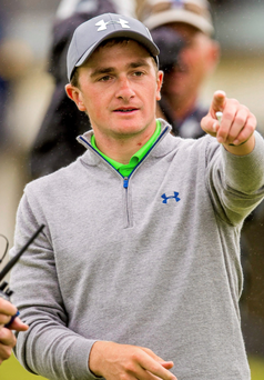The latest frenzy was sparked by Mark James describing Paul Dunne in passing as a British player during the Open.