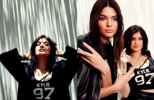 Kendall and Kylie Jenner have launched a fashion shop