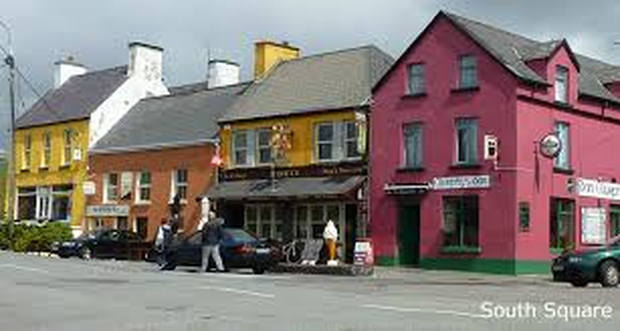 Sneem, Co Kerry has been nominated by Failte Ireland