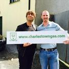 Liam Gallagher has thrown his weight behind Mayo's quest for All-Ireland success