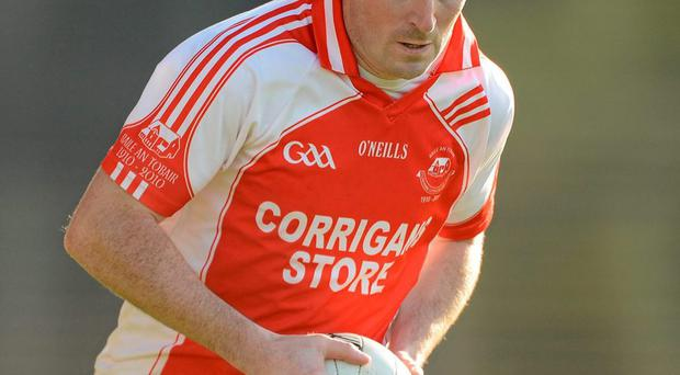 Damien McGing's strike puts Mayo into the driving seat