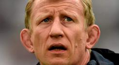 Leo Cullen is set to take the reins at Leinster
