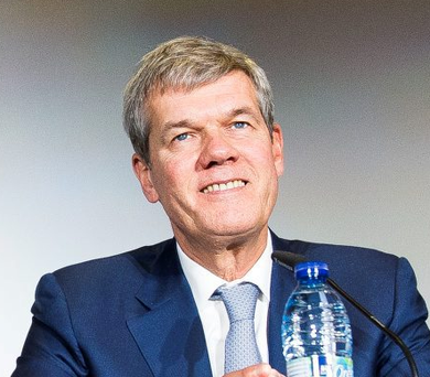 Dick Boer, CEO Ahold