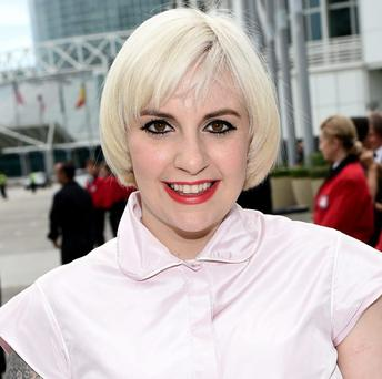 Lena Dunham: a quote from her TV show 'Girls' says: 'I don't like women telling other women what to do'