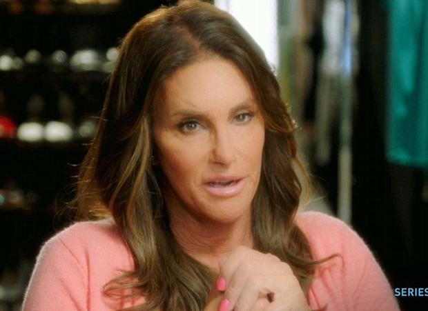 Caitlyn Jenner on E's I Am Cait