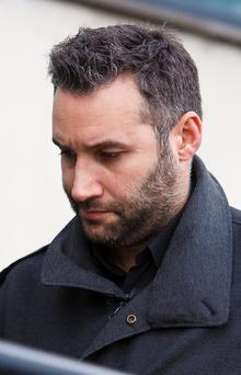 File photo: DJ and musician Dane Bowers, as the former Another Level star will appear in court today on an assault charge. Photo: Chris Ison/PA Wire
