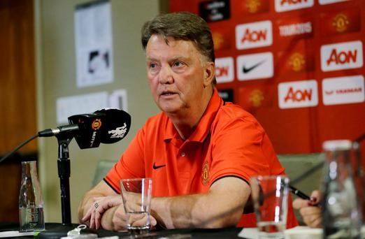 Wayne Rooney and his teammates must start their Premier League campaign strongly says manager Louis van Gaal
