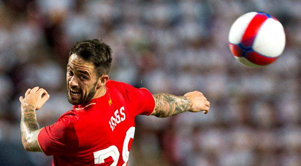 Liverpool's Danny Ings
