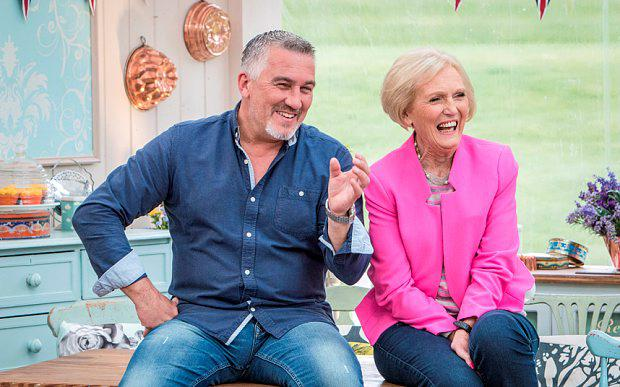 Mary Berry, Paul Hollywood