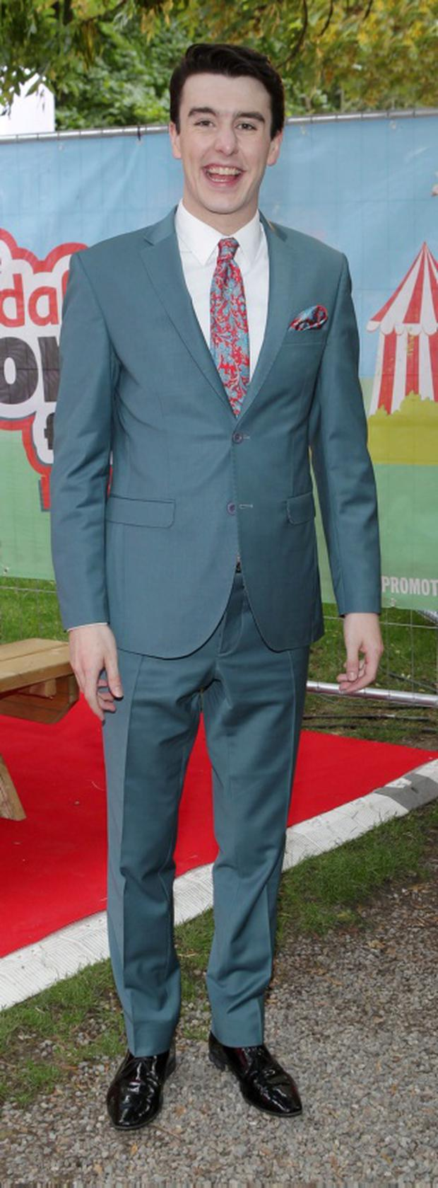 Al Porter at the Opening Night of the Vodafone Comedy Festival at the Iveagh Gardens Dublin