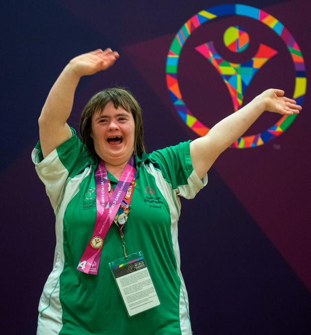 In Pictures: Fourth Medal For Team Ireland At Special