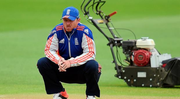 Ian Bell will be moved up the order to bat at number three at Edgbaston