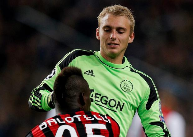 United are understood to have struck an agreement with Ajax and Cillessen that will see the Holland No 1 move to Old Trafford in the event of De Gea leaving for Real Madrid