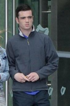 Raymond Dunne of Killinarden Estate, Tallaght, charged with assault.