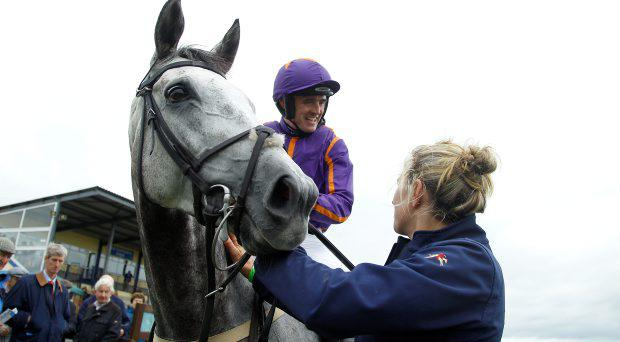 Diakali and Ruby Walsh
