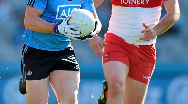 Philly McMahon insists Dublin do their 'homework' for all opponents