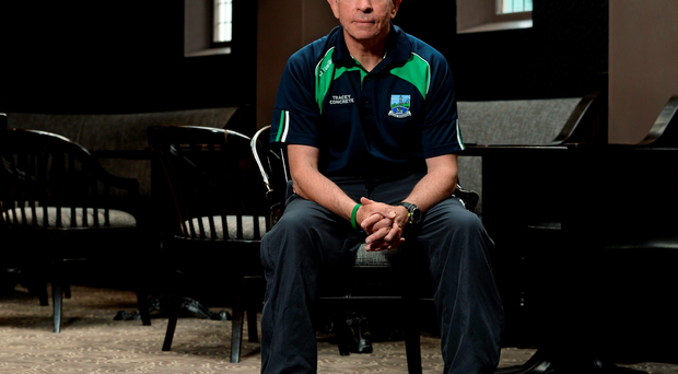 Fermanagh boss Pete McGrath will be hoping for a repeat of 1994 when his team face Dublin on Sunday