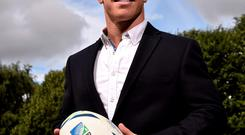 Rugby legend Peter Stringer, who boasts almost 100 caps for Ireland