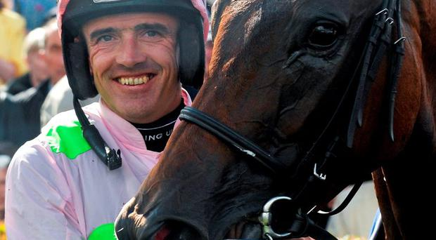 Walsh: Rides Diakali in feature