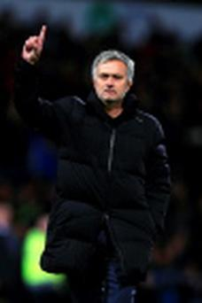 'Evidently, there is no charm school in Setubal. For this was Mourinho at his contemptuous worst'