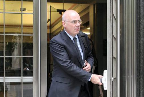 Former Anglo Irish Bank boss David Drumm