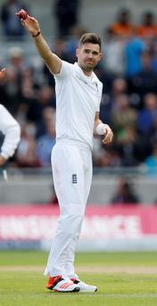 The value of Anderson's shrewd assessment was illustrated after Australia had been tumbled out by tea