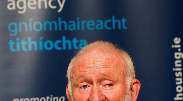 Housing Agency chairman Conor Skehan