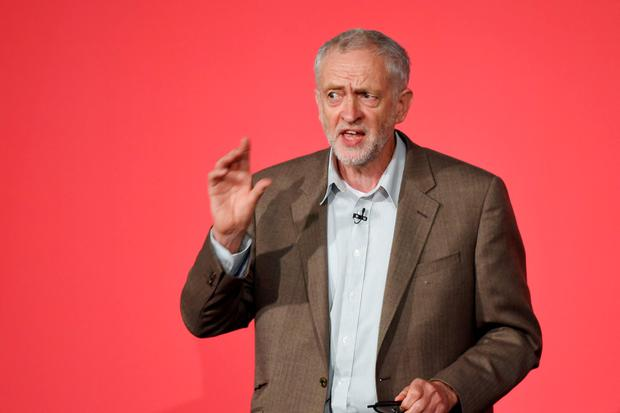 Jeremy Corbyn: on course to become Labour's next leader