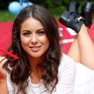 Made in Chelsea star Louise Thompson pictured here unveiling details about Just Eat's Electric Picnic sponsorship
