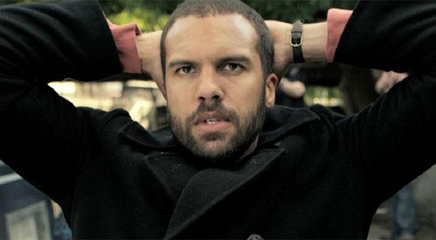 OT Fagbenle as the permanently harried hero Ash in the ludicrous cop show The Interceptor
