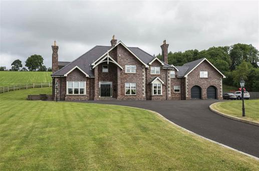 Frampton's house in Banbridge