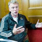 David Moyes is critical of the waste in the Premier League Photo: STUART NICOL