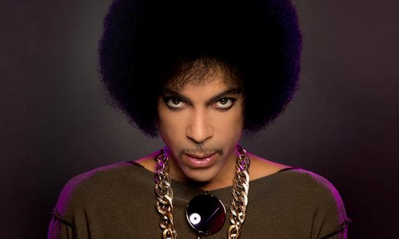 This month Prince pulled all his music from most streaming services