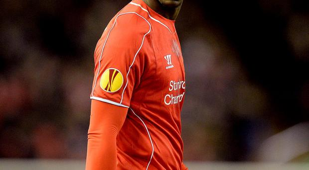 Balotelli has been told he has no future with Liverpool