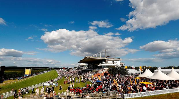 The sun was out yesterday on day three of the Qatar Goodwood Festival