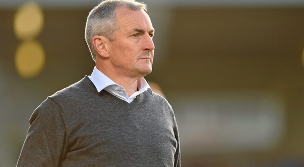 Despite only losing once this season, Cork City manager John Caulfield has recieved a bizarre amount of criticism