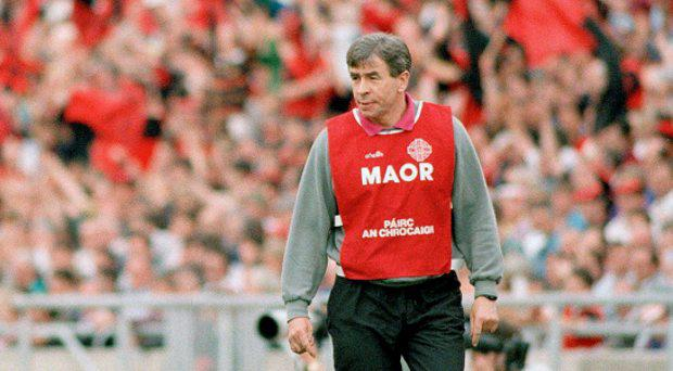 Pete McGrath in 1994 when he was Down manager