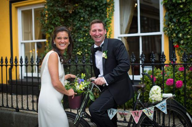 Wedding of Corey Gaul and Shannon Burke in Listowel Co Kerry: Photo by www.paperhearts.ie
