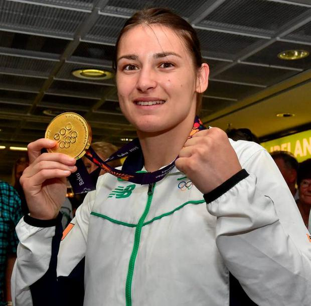 Katie Taylor added to the undercard for Andy Lee's showdown with Billy Joe Saunders