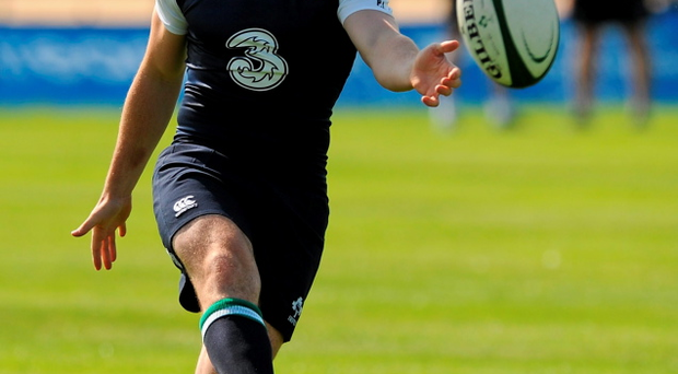 Paddy Jackson firmly believes he can battle by right to become Ireland's first-choice