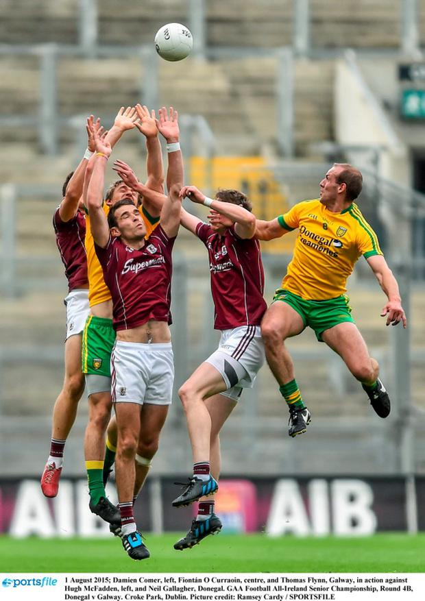 Action from Donegal and Galway today
